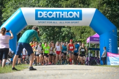 Sezi Run 2018 - 2. ročník bežeckého závodu na 6 km a 12 km - 14. 07. 2018 - Myslivna Nechyba, Sezimovo Ústí - (Foto: Martin FLOUSEK / www.martinflousek.com).